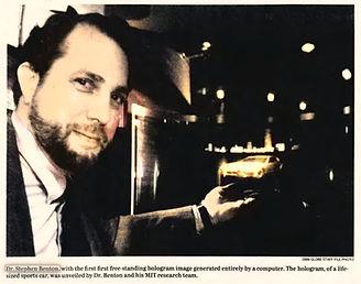 1996 Dr Stephen Benton 2003 Nov 14 artic