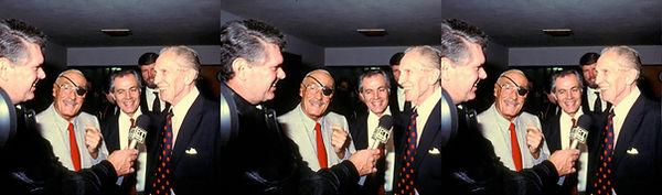 1990 HouseofWax ET Reporter, Andre de To