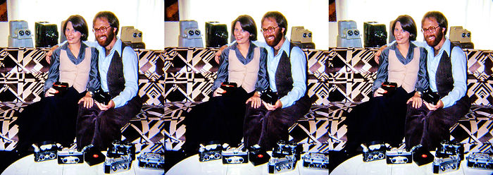 1979_Susan_Pinsky_and_David_Starkman_in_