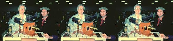 1991 San Jose Camera Show Jan Mike Kessl
