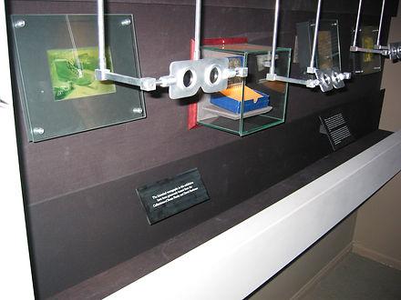 2003 Polarized print vectograms on exhib