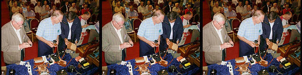 1993 ISU Eastbourne Sept Brian Paggett,