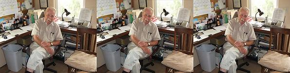 2012 Charley van Pelt in his office in A