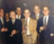1960 Sawyer's Xmas party Karl Kurz, anon