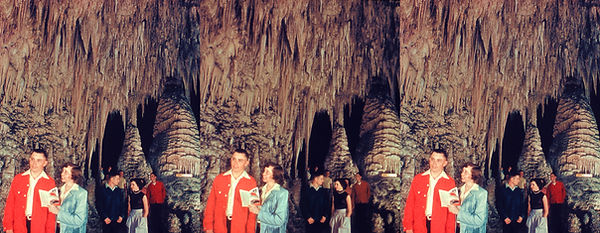 Temple of the Sun, Carlsbad Caverns NM b