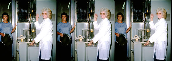 1989 View-Master factory workers process