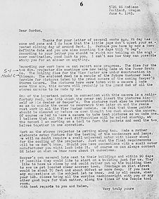 1944 - 1945 Letters from Gordon Smith an