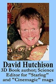 3-D Legends Hall of Fame David Hutchison