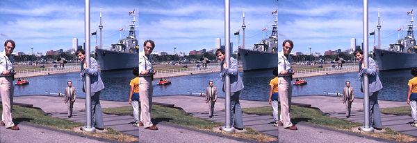 1983 David Starkman, Chris Condon & Bob