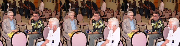 2007 LA3D club Chris Condon, Stephen Gib