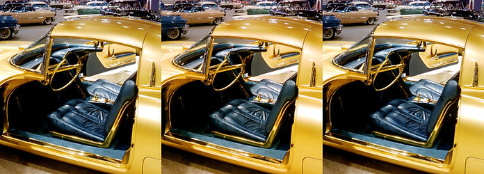 195 Car Show 1956 Motorama GM Pan Pacifi