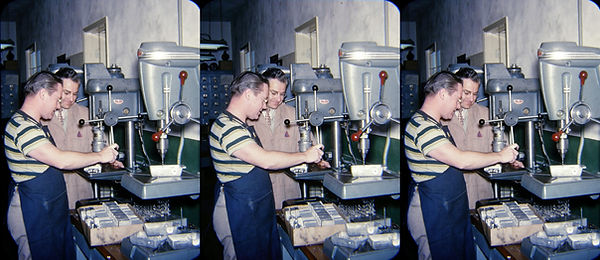 1949 Dr Harold Lutes & Cory Davis San Ga