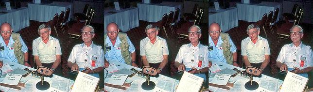1985 Bill Duggan, Allan Griffin and Mel