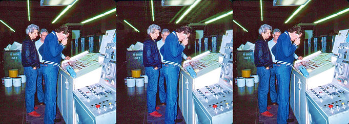 1982_Ray_Zone_and_John_Rupkalvis_at_Batt