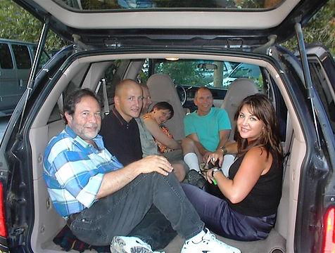 Sheldon Aronowitz, Jan Burandt, Gary Sch