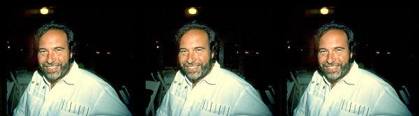 1993 NSA San Diego CA July Sheldon Arono