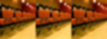 11 Dennys orange chairs more red & more