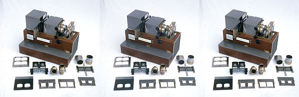 1975 HdW-4 projectie apparatuur  stereo.
