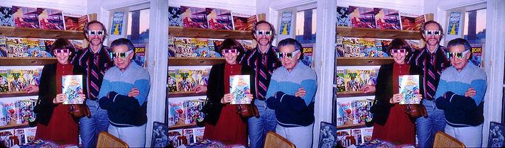1982 Susan Pinsky Tony Alderson and Jack