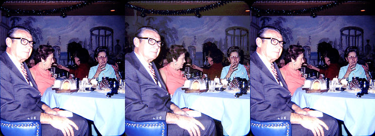 1971 Conrad Hodnik, Roberta Stilley and