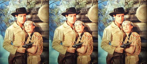 Charge at Feather River with Guy Madison