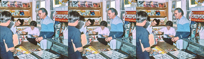 1983_Jack_and_Roz_Kirby_signing_Battle_c
