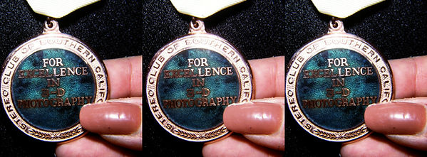Stereo Club of So Ca Bronze Medal by Sus