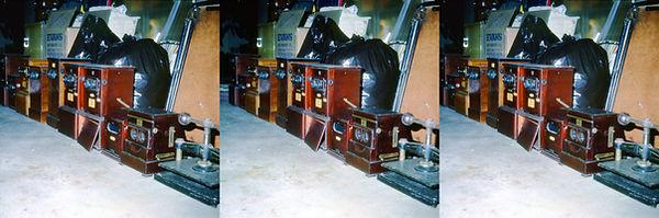 1994 Mike Kesslers viewers in his garage