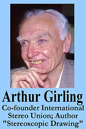 3-D Legends Hall of Fame Arthur Girling