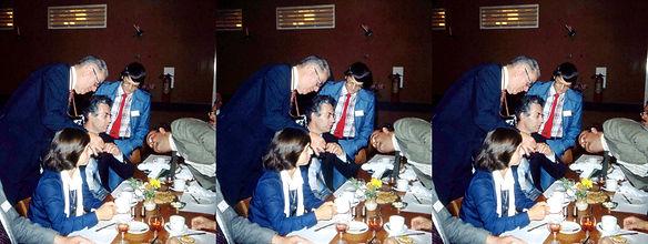 1978 ISU York Convention Paul Wing Abram