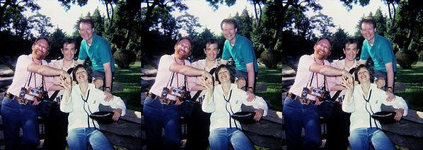 1987 David Starkman Ron Labbe David Hutc