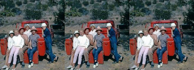 GeorgeMann_June1961_Friends_&_Lana_Turne