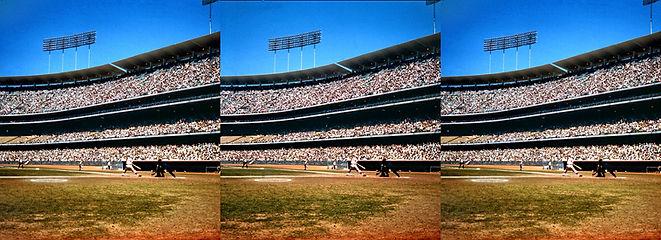 1962 Dodger Stadium by George Mann _2.jp