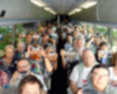 2006 NSA Miami FL Bus Full of 3D Nuts by