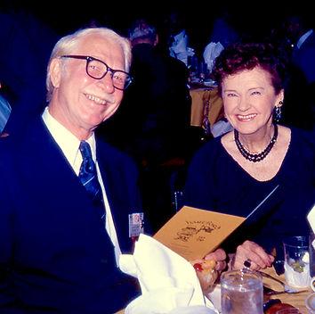 1979 PSA Hartford CT Col (Ret) Melvin Lawson and Dolly Lawson stereo banquet flattie by Su