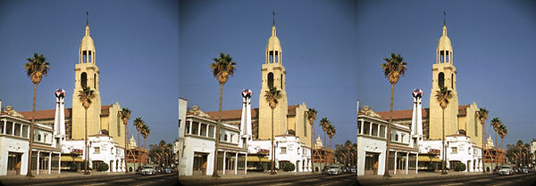 67b Blessed Sacrament Church Hollywood O