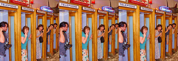 No Cell phones please at Phillipes by Da