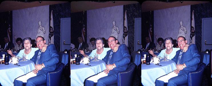 Maude Osborn & Elmer Weidknecht (1967-68