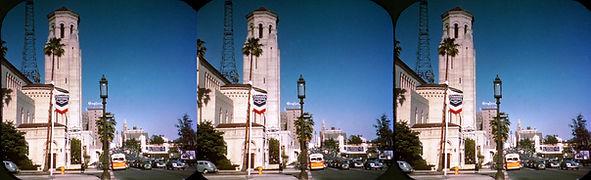 221 Los Angeles, Calif by Charley van Pe