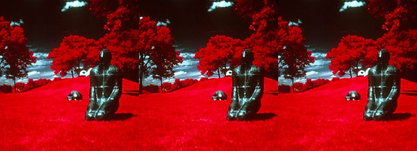 Storm King by David Hutchison infrared.j
