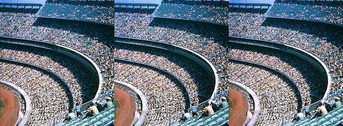 1962 Dodger Stadium by George Mann _1.jp
