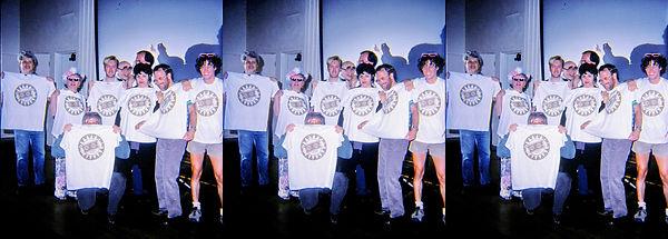 3d - Ray Zone (1986-1988), Marjorie Webs
