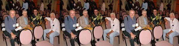 2007 LA3D club John Rupkalvis, Chris Con