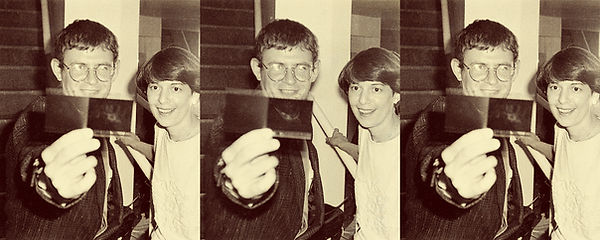 1991 Noel Archambeault and Susan Pinsky