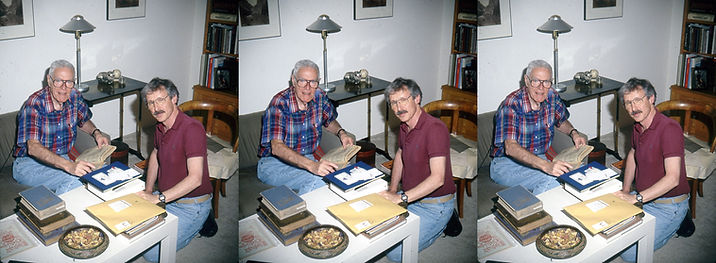 1994 Paul Wing and Marshall Lapp in May