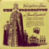 Coronation of Queen Elizabeth II packet.