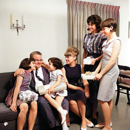 1965 Albert G Richards Fathers Day Ann A