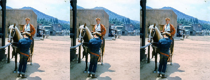 1959 Corriganville CA May by George Mann