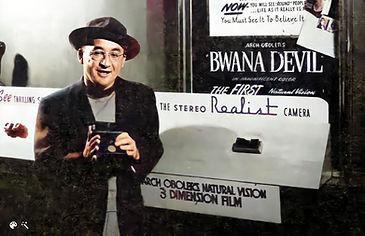 arch-oboler-next to Bwana Devil viewer d