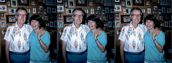 1988 Tommy Thomas and Susan Pinsky Sedon